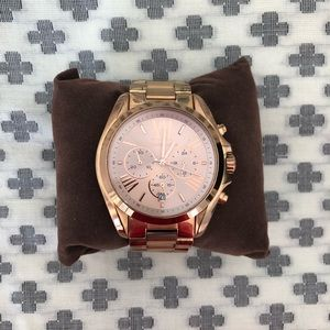 Michael Kors Other - Micheal Kors rose gold Watch